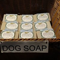 AGB dog soap