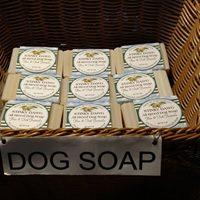AGB dog soap