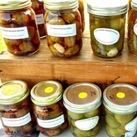 AGB pickled veg