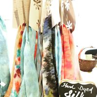 AGB silk scarves